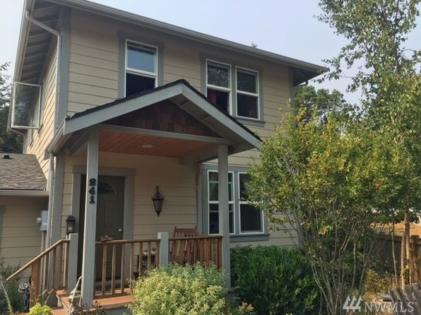 3 bed 2 bath Single Family at 241 Browne St Friday Harbor, WA, 98250 is for sale at 345k - 1 of 8