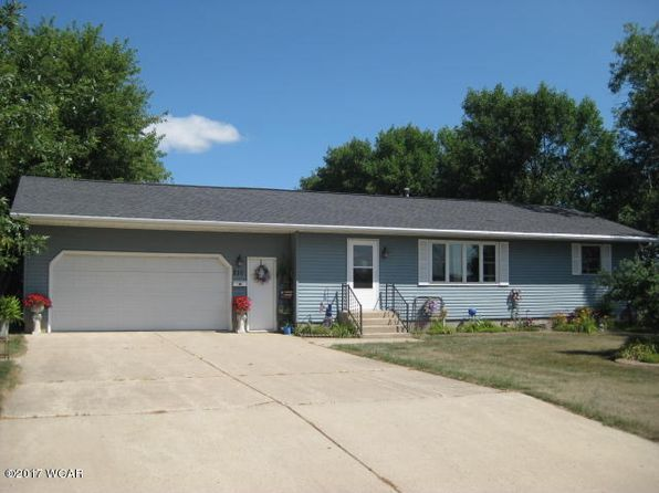 2 bed 2 bath Single Family at 210 E 8th St Adrian, MN, 56110 is for sale at 187k - 1 of 34