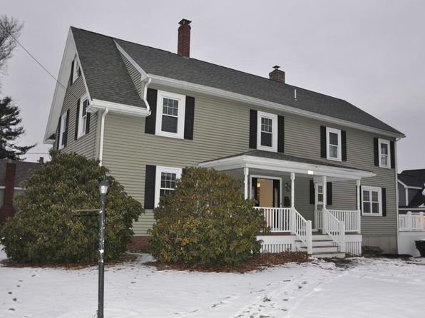 4 bed 3 bath Single Family at 176 PINE ST DANVERS, MA, 01923 is for sale at 560k - 1 of 22