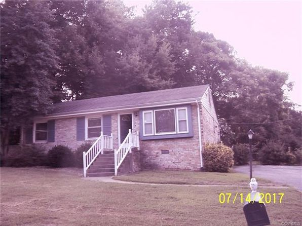 3 bed 1 bath Single Family at 3912 Pretty Ln North Chesterfield, VA, 23234 is for sale at 115k - 1 of 10