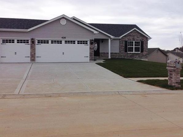 3 bed 2 bath Single Family at 0-LOT 74 Stonegate Addition Wentzville, MO, 63385 is for sale at 232k - 1 of 17