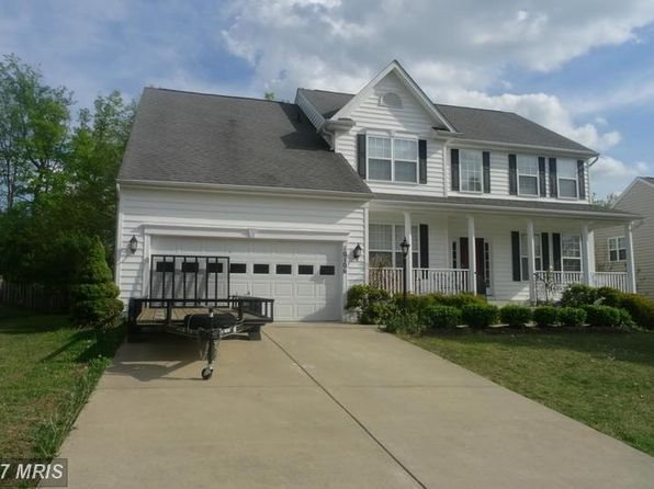 5 bed 4 bath Single Family at 10106 Lees Crossing Ln Fredericksburg, VA, 22408 is for sale at 360k - 1 of 21