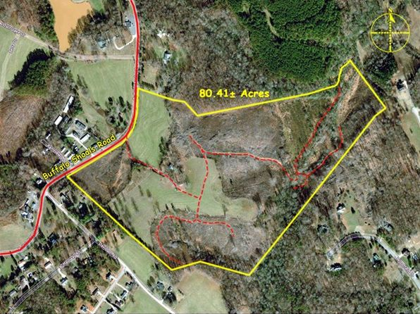 null bed null bath Vacant Land at 1307 Buffalo Cove Rd Troutman, NC, 28166 is for sale at 645k - 1 of 2