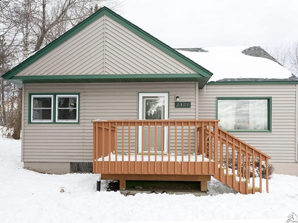 3 bed 2 bath Single Family at 2321 Nanticoke St Duluth, MN, 55811 is for sale at 200k - 1 of 17