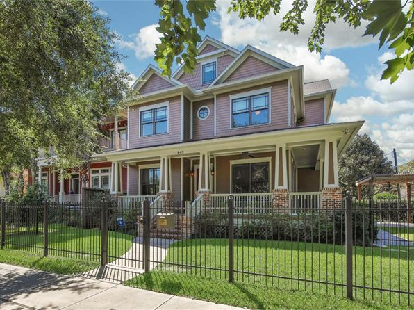 4 bed 5 bath Single Family at 643 Columbia St Houston, TX, 77007 is for sale at 970k - 1 of 32