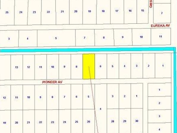 null bed null bath Vacant Land at 6720 Pioneer Ave Cocoa, FL, 32926 is for sale at 40k - google static map