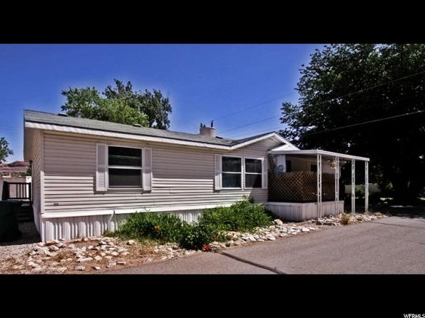 3 bed 2 bath Mobile / Manufactured at 400 N 500 W Moab, UT, 84532 is for sale at 109k - 1 of 24