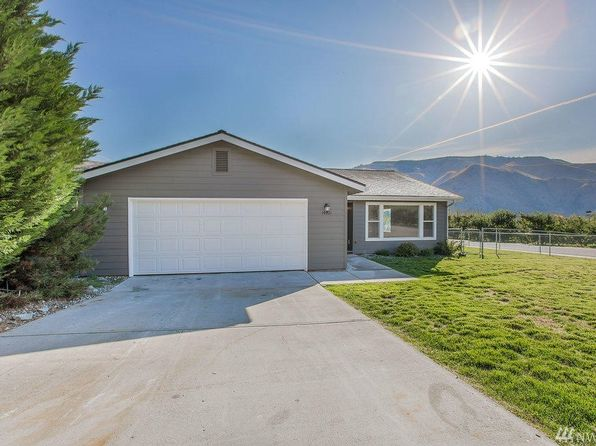 3 bed 2 bath Single Family at 14601 Pearl Ct Entiat, WA, 98822 is for sale at 255k - google static map