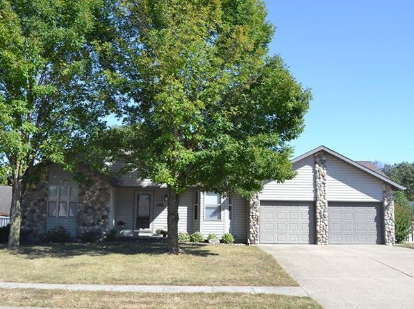 4 bed 3 bath Single Family at 2106 Magnolia St Effingham, IL, 62401 is for sale at 190k - 1 of 18