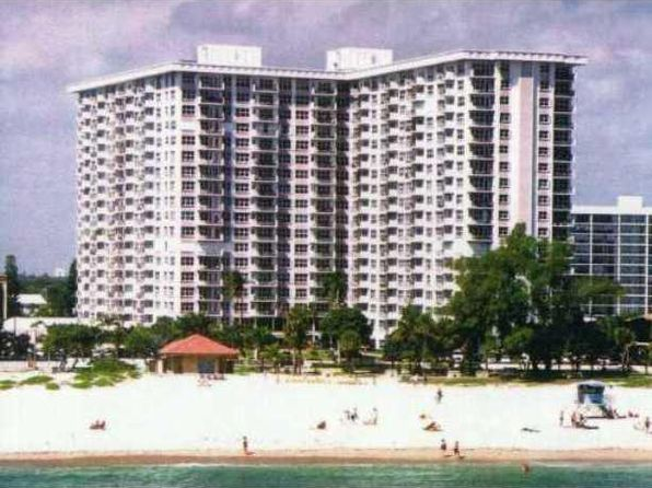 2 bed 2 bath Condo at 405 N Ocean Blvd Pompano Beach, FL, 33062 is for sale at 350k - google static map