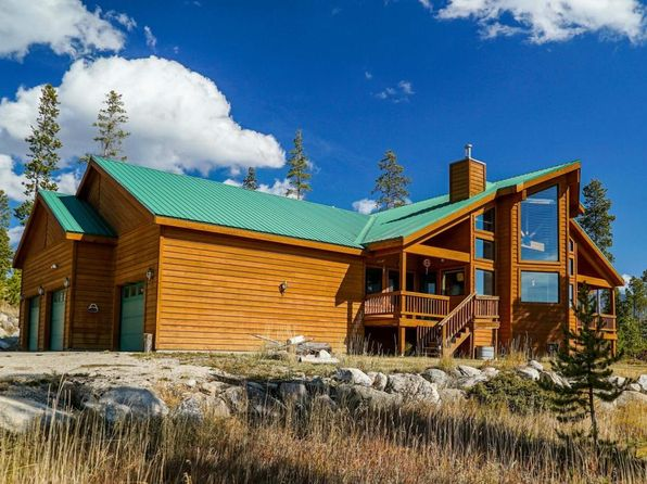 5 bed 5 bath Single Family at 130 Gcr Grand Lake, CO, 80447 is for sale at 695k - 1 of 29