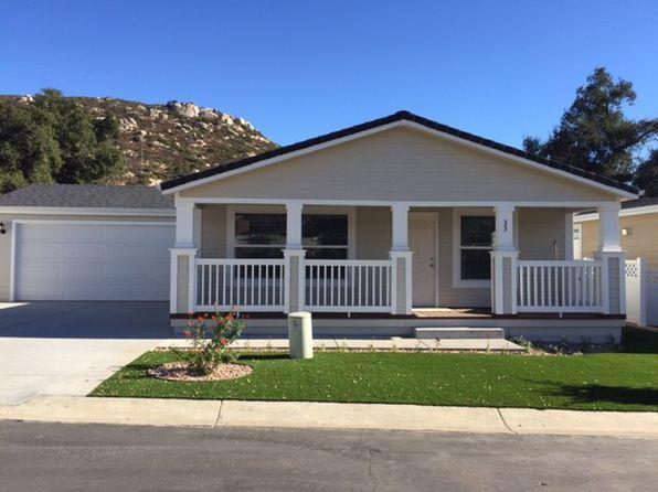 Ramona Ca New Homes