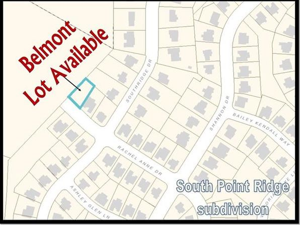 null bed null bath Vacant Land at 1000 Rachel Anne Dr Belmont, NC, 28012 is for sale at 26k - google static map