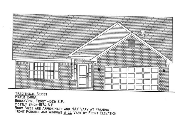 3 bed 2 bath Single Family at  Fairwood Way Shepherdsville, KY, 40165 is for sale at 241k - google static map