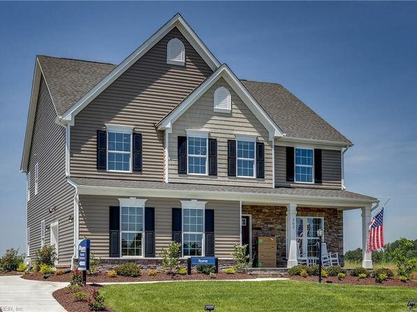 5 bed 4 bath Single Family at 500 Schaefer Ave Chesapeake, VA, 23321 is for sale at 444k - google static map