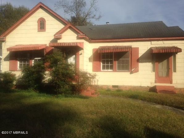 2 bed 1 bath Single Family at 1600 37th Ave Meridian, MS, 39307 is for sale at 33k - google static map