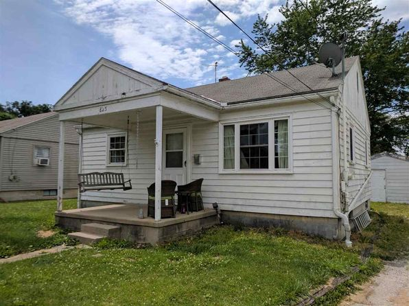 2 bed 1 bath Single Family at 825 N Howard St Union City, IN, 47390 is for sale at 35k - google static map