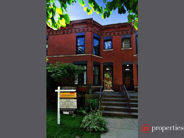 3 bed 2 bath Townhouse at 2163 W Wilson Ave Chicago, IL, 60625 is for sale at 500k - 1 of 23