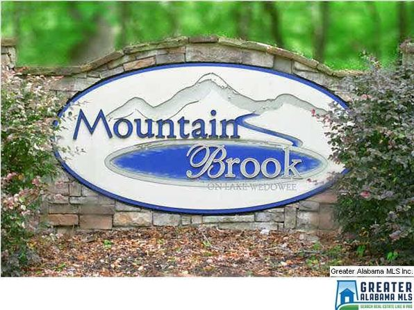 null bed null bath Vacant Land at 6 Mountain Brook Dr Wedowee, AL, 36278 is for sale at 145k - 1 of 6