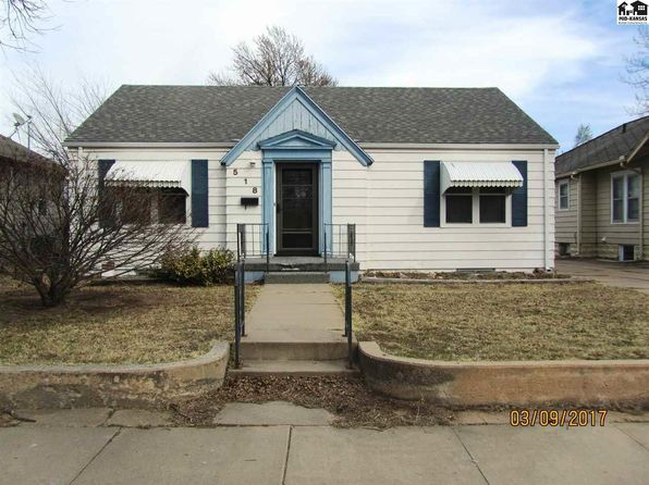 2 bed 2 bath Single Family at 518 N Jackson St Pratt, KS, 67124 is for sale at 50k - 1 of 20