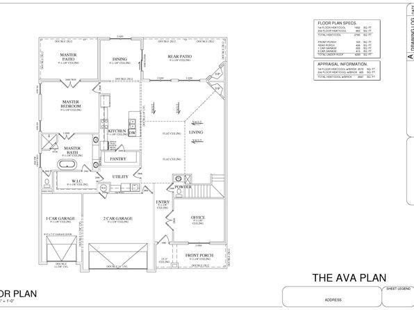 351 coopers farm rd, centerton, ar 72719 zillow Rausch Coleman Homes Floor Plans Rausch Coleman Homes Floor Plans #3 rausch coleman homes floor plans