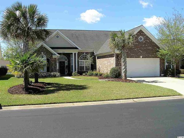 4 bed 3 bath Single Family at 714 Woodcrest Way Murrells Inlet, SC, 29576 is for sale at 370k - 1 of 24