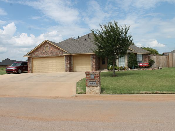 4 bed 3 bath Single Family at 805 Candace Ln Altus, OK, 73521 is for sale at 284k - 1 of 75