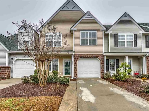 2 bed 3 bath Condo at 330 Wembly Way Murrells Inlet, SC, 29576 is for sale at 155k - 1 of 25