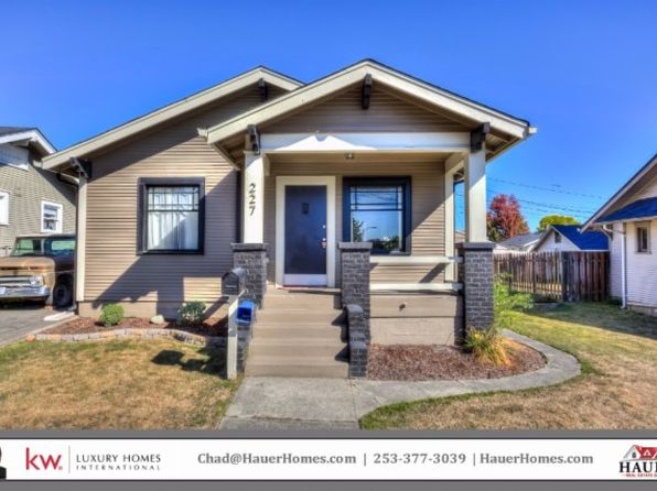 2 bed 1 bath Townhouse at 227 S 48th St Tacoma, WA, 98408 is for sale at 188k - 1 of 19