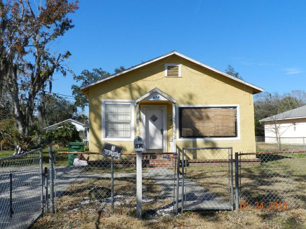 1 bed 1 bath Single Family at 874 North St Daytona Beach, FL, 32114 is for sale at 50k - 1 of 7