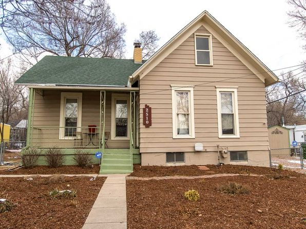 4 bed 1 bath Single Family at 2510 E Yampa St Colorado Springs, CO, 80909 is for sale at 219k - 1 of 6
