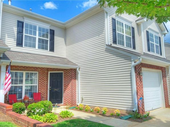 3 bed 2.5 bath Townhouse at 3967 Fountain Village Ln High Point, NC, 27265 is for sale at 136k - 1 of 23