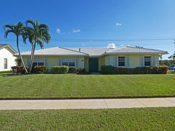 3 bed 2 bath Single Family at 4448 Brandywine Dr Boca Raton, FL, 33487 is for sale at 420k - 1 of 25