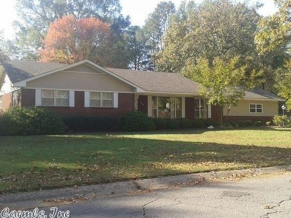 3 bed 2 bath Single Family at 1955 Hillman St Conway, AR, 72034 is for sale at 150k - google static map