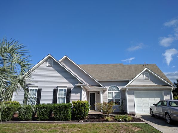 4 bed 2 bath Single Family at 1001 Windgate Dr Wilmington, NC, 28412 is for sale at 200k - 1 of 49