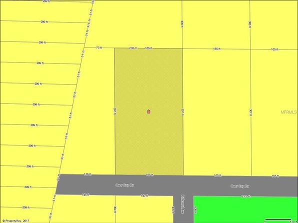 null bed null bath Vacant Land at 35391 OVERCUP DR WEBSTER, FL, 33597 is for sale at 10k - google static map