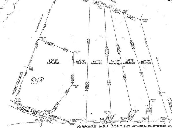 null bed null bath Vacant Land at  Petersham Road Route 122 New Salem, MA, 01355 is for sale at 30k - google static map
