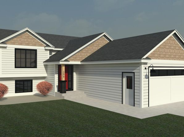 2 bed 1.75 bath Single Family at 594 Keefe Ct NW Eyota, MN, 55934 is for sale at 265k - google static map