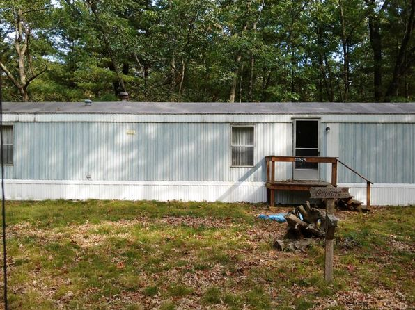 2 bed 1 bath Mobile / Manufactured at 11878 S Tamarack Pnes Baldwin, MI, 49304 is for sale at 19k - 1 of 13