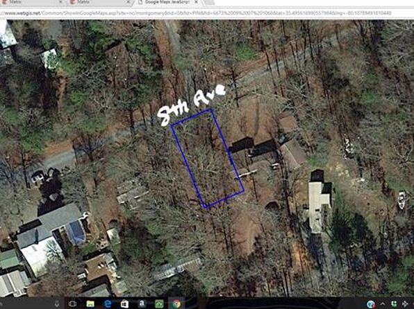 null bed null bath Vacant Land at 0 8th Ave New London, NC, 28127 is for sale at 9k - 1 of 3