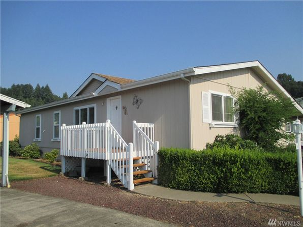 3 bed 1.75 bath Mobile / Manufactured at 369 Gun Club Rd Woodland, WA, 98674 is for sale at 90k - 1 of 20