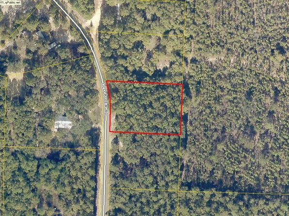 null bed null bath Vacant Land at 6201 Old River Rd Baker, FL, 32531 is for sale at 15k - google static map