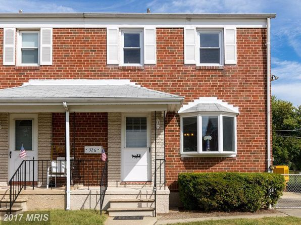 3 bed 3 bath Single Family at 326 Elinor Ave Baltimore, MD, 21236 is for sale at 230k - 1 of 22