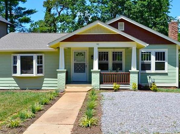 4 bed 3 bath Single Family at 91 Trotter Pl Asheville, NC, 28806 is for sale at 349k - 1 of 23