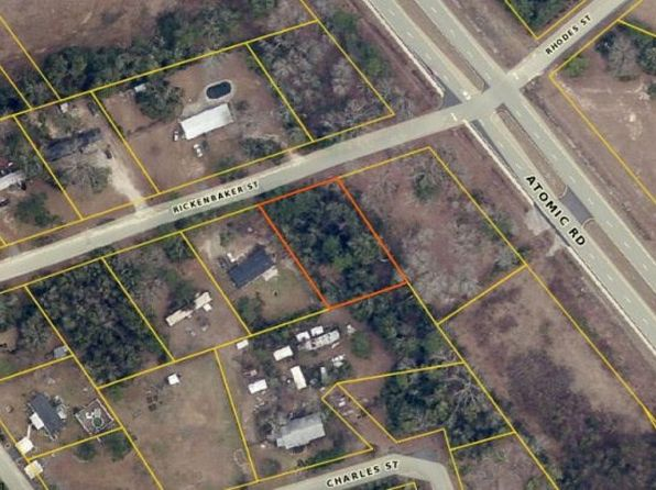 null bed null bath Vacant Land at 0 Ricken Baker St Jackson, SC, 29831 is for sale at 11k - google static map