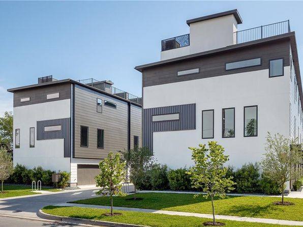2 bed 3 bath Townhouse at 4921 Jack Ct Dallas, TX, 75204 is for sale at 429k - 1 of 9