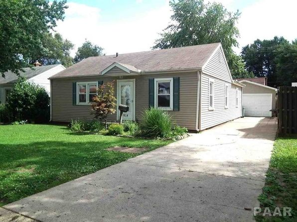 2 bed 2 bath Single Family at 914 E Tripp Ave Peoria, IL, 61603 is for sale at 82k - 1 of 4