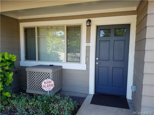 1 bed 1 bath Townhouse at 91-1011 Kamaaha Ave Kapolei, HI, 96707 is for sale at 335k - 1 of 9
