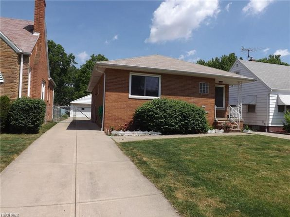 3 bed 2 bath Single Family at 12409 Thraves Ave Garfield Heights, OH, 44125 is for sale at 88k - 1 of 22
