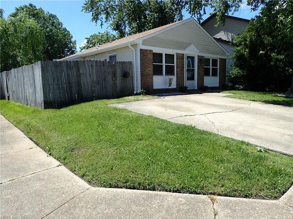 3 bed 1 bath Single Family at 1356 Riverside Dr Virginia Beach, VA, 23453 is for sale at 160k - 1 of 13